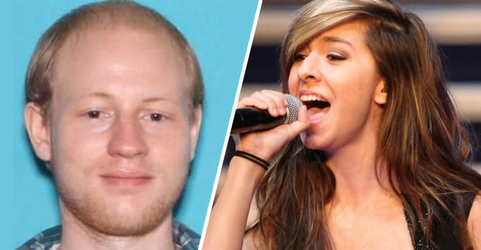 "Kevin James Loibl el asesino de Christina Grimmie de ""The Voice"""