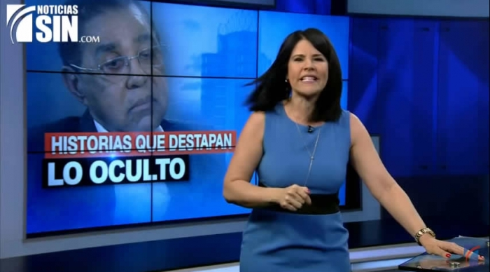 Video: Alicia Ortega reta a Diandino Peña a someterla a la justicia