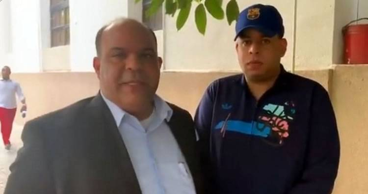 "Video: Momento en que se entrega ""Jaque Mate"" implicado en caso 'César el Abusador'"
