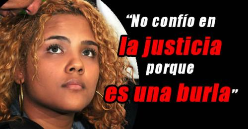 "Martha Heredia: ""No confío en la justicia"""